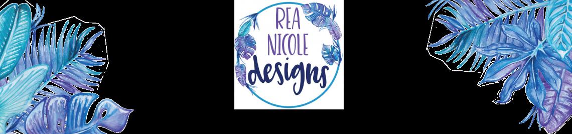 Rea Nicole Designs Profile Banner
