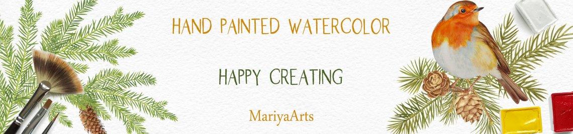 MariyaArts Profile Banner