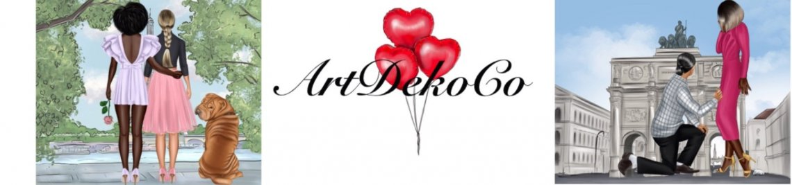 ArtDekoCo Profile Banner