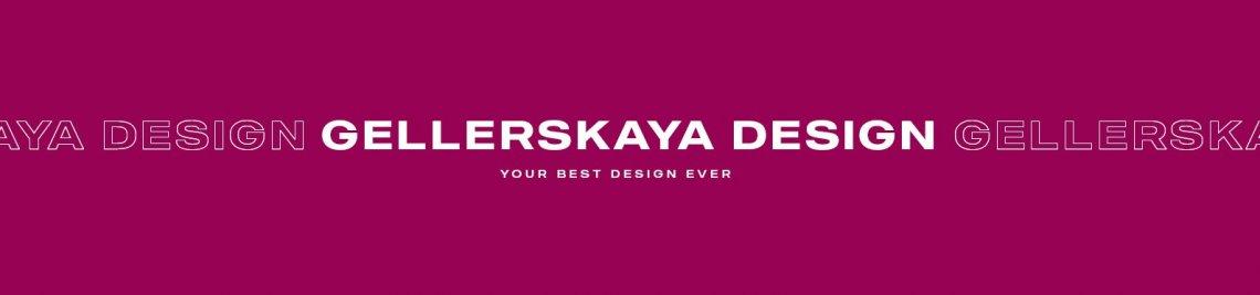 Gellerskaya Design Profile Banner