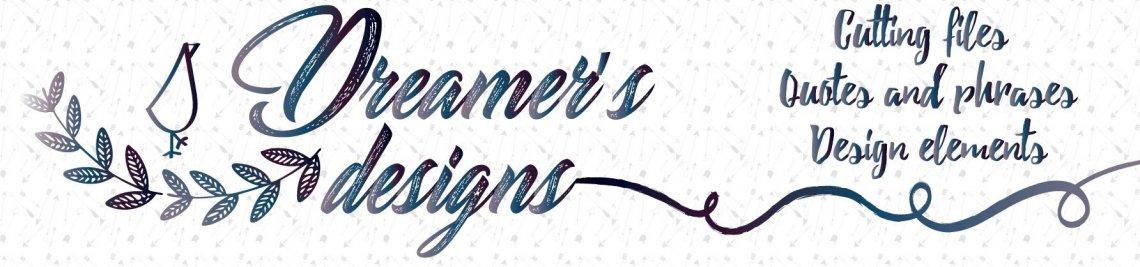 Dreamer`s Designs Profile Banner