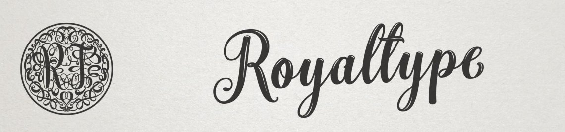 Royaltype Profile Banner