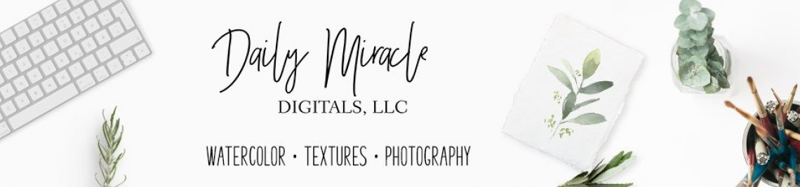 Daily Miracle Digitals LLC Profile Banner