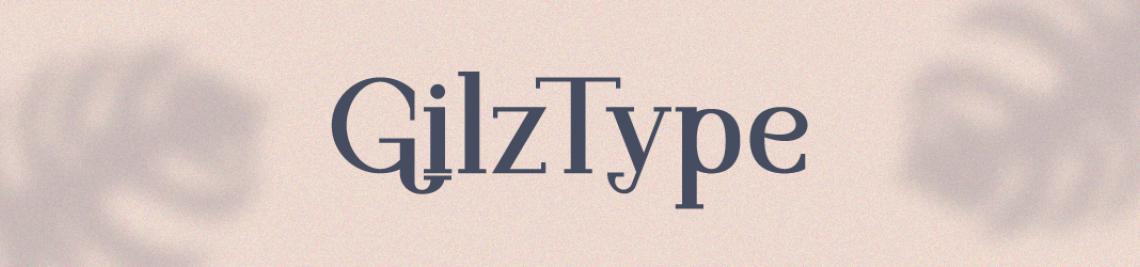 Gilz Type Profile Banner