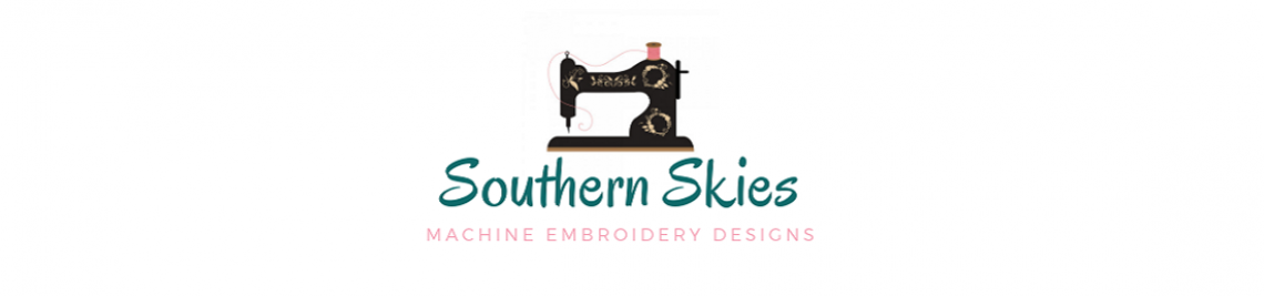 SouthernSkies Machine Embroidery Designs Profile Banner