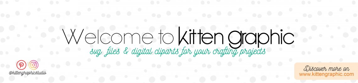 KittenGraphic Profile Banner