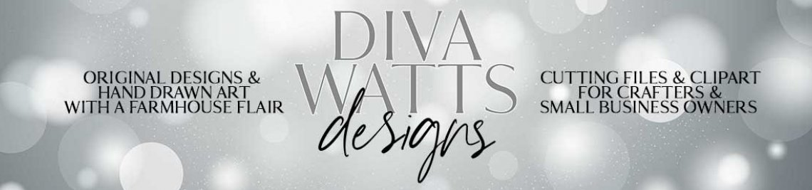 Diva Watts Designs Profile Banner