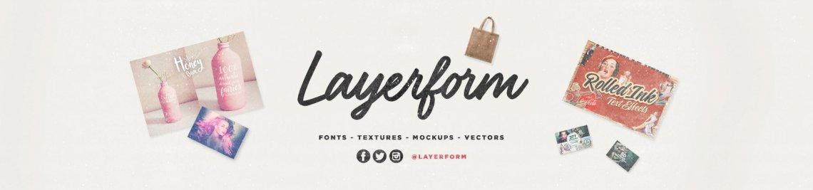 Layerform Profile Banner