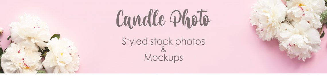 Candle Photo Profile Banner