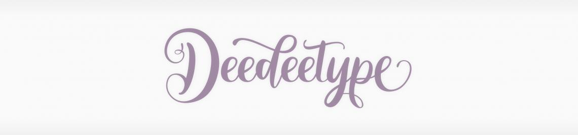deedeetype Profile Banner