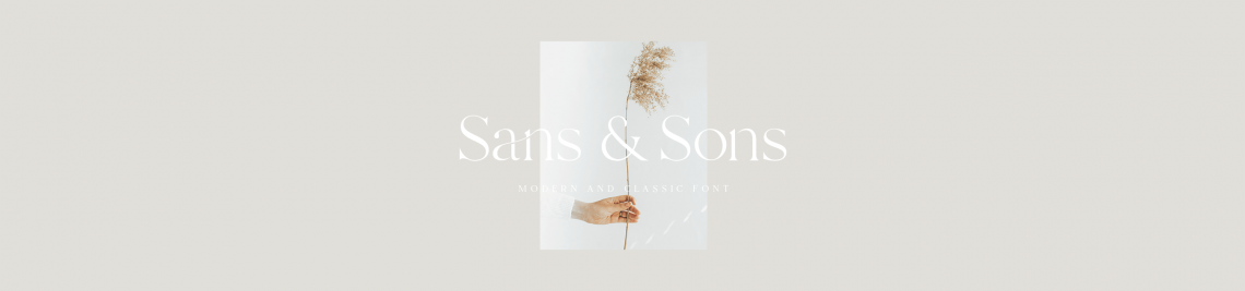 Sans & Sons Profile Banner