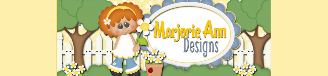 Marjorie Ann Designs Profile Banner