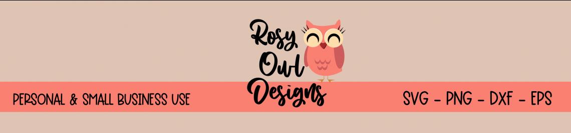 Rosy Owl Designs Profile Banner