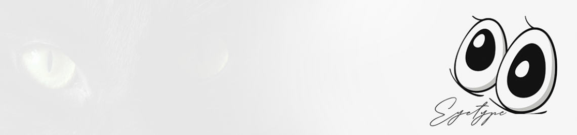 EyeType Profile Banner