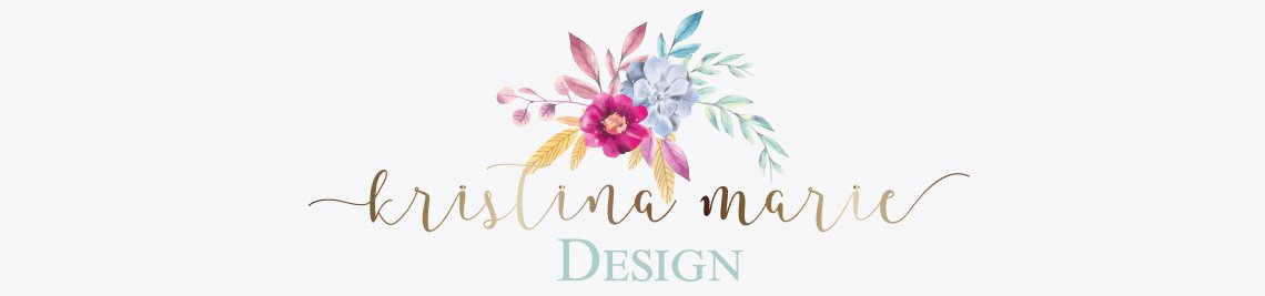 Kristina Marie Designs Profile Banner