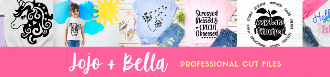 Jojo & Bella Profile Banner