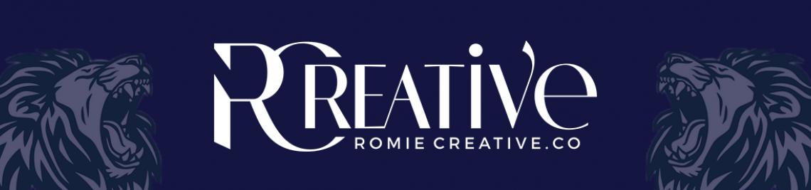 Romie Creative Profile Banner