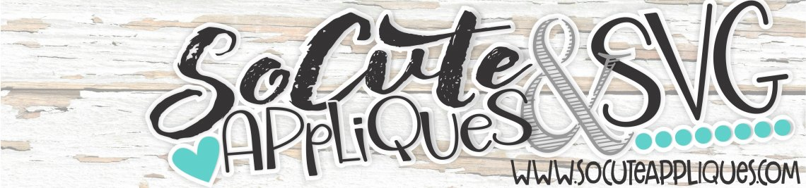 SoCuteAppliques Profile Banner