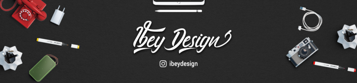 Ibey Design Profile Banner