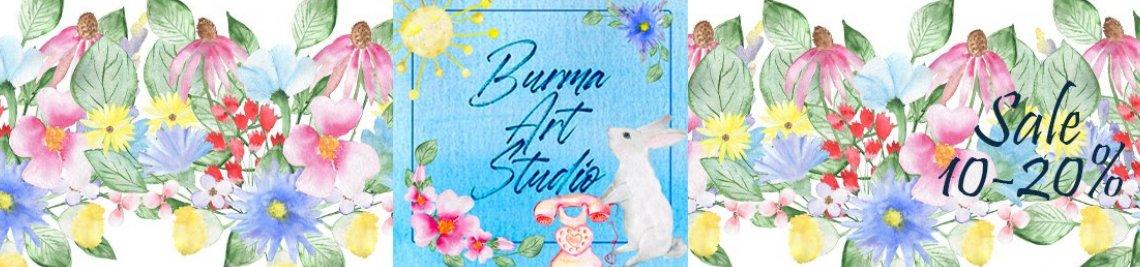 BurmaArtStudio Profile Banner