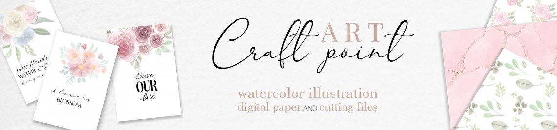 Craft Point Art Profile Banner