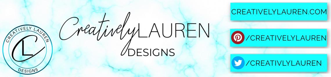 Creatively Lauren Designs Profile Banner