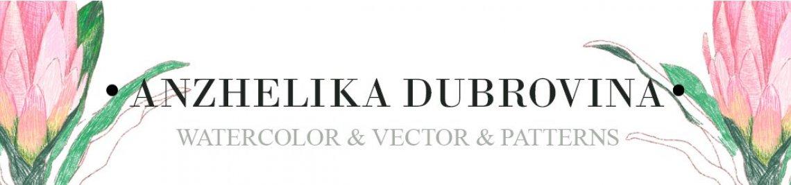 Anzhelika Dubrovina Shop Profile Banner