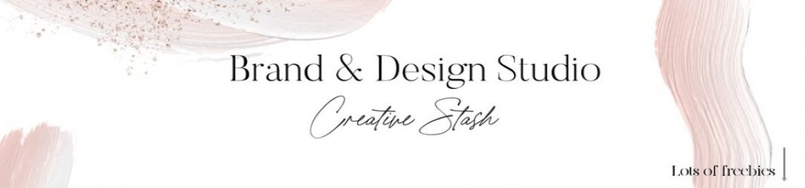 Creative Stash Studio Profile Banner