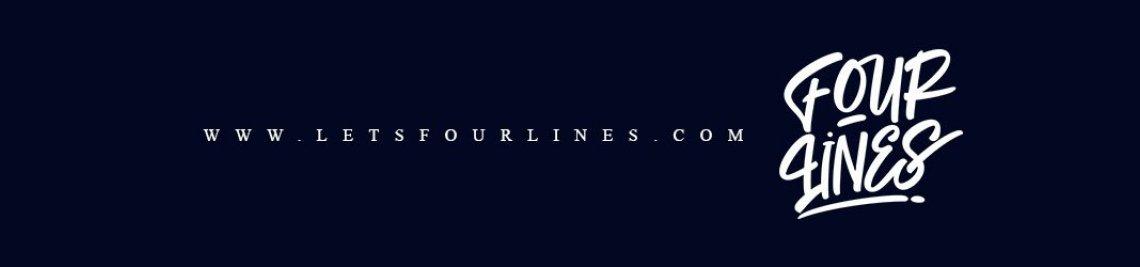 Fourlines Design Profile Banner