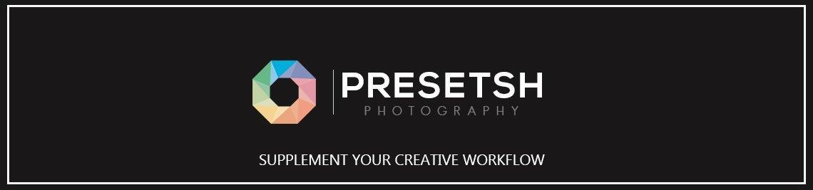 Presetsh Profile Banner