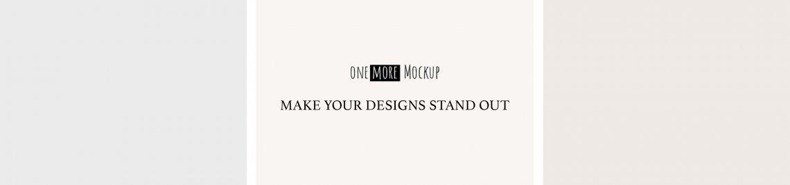 OneMoreMockup Profile Banner