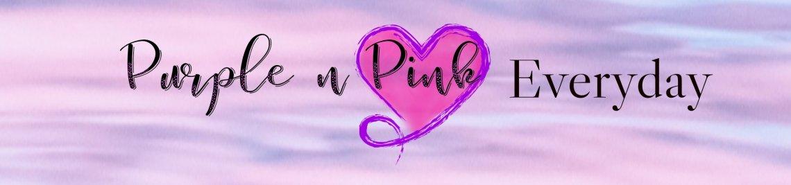 Purple n Pink Everyday Profile Banner