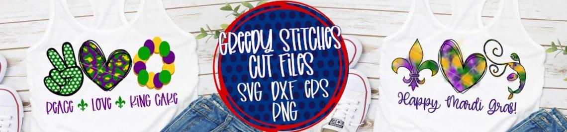 Greedy Stitches Profile Banner