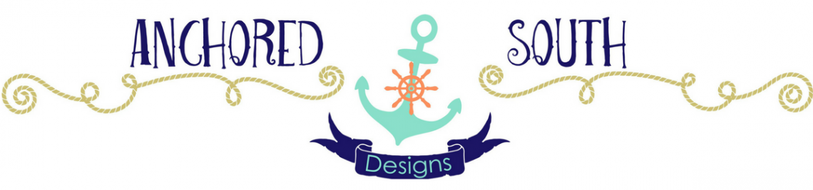 Anchored South Designs Profile Banner