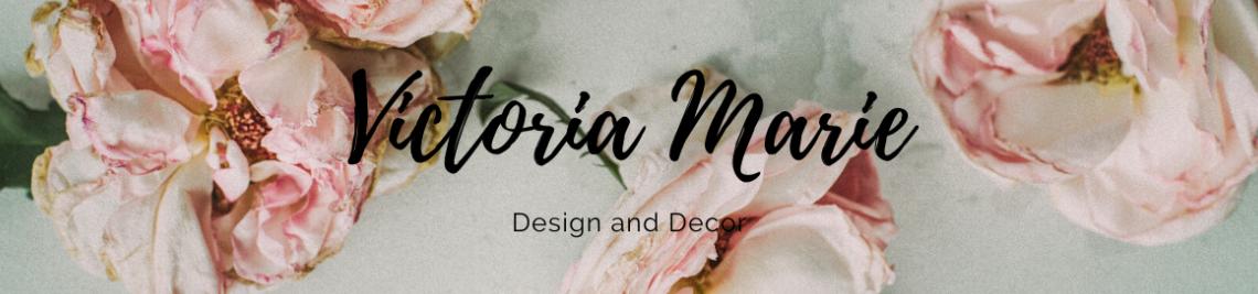 Victoria Marie Design Profile Banner