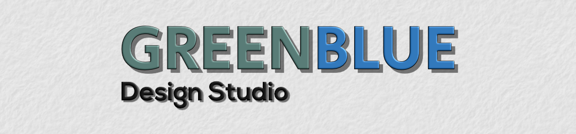 GREENBLUE DESIGN STUDIO Profile Banner