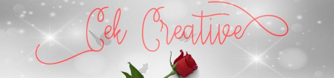 Cek Creative Profile Banner