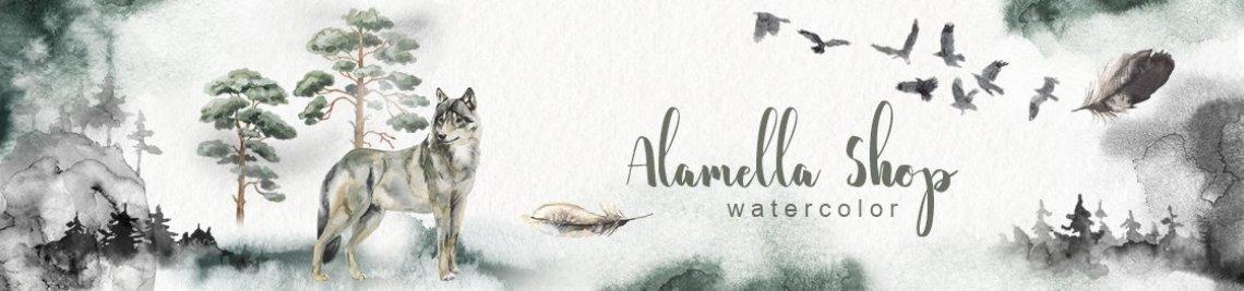 Alamella Profile Banner