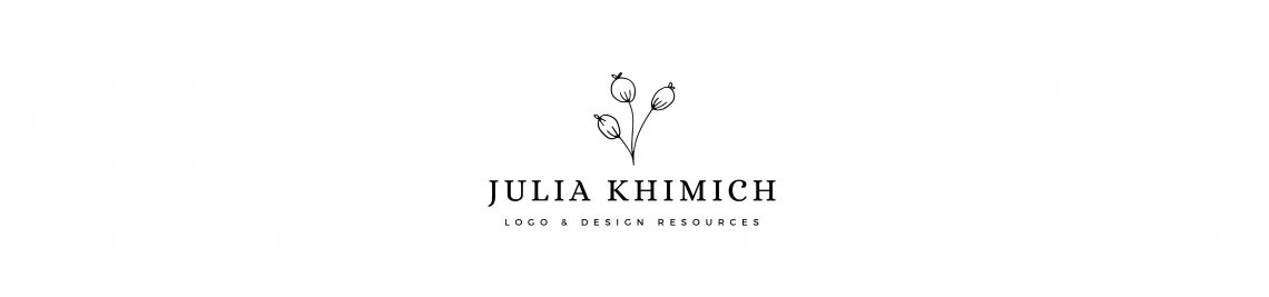 Julia Khimich Design Profile Banner