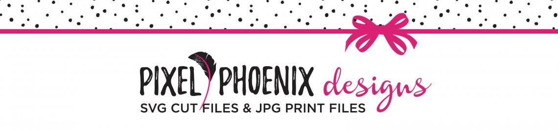 Pixel Phoenix Profile Banner