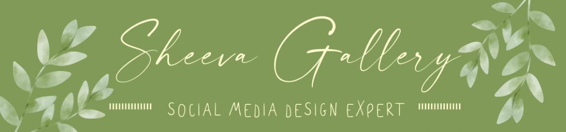 Sheeva Gallery Profile Banner