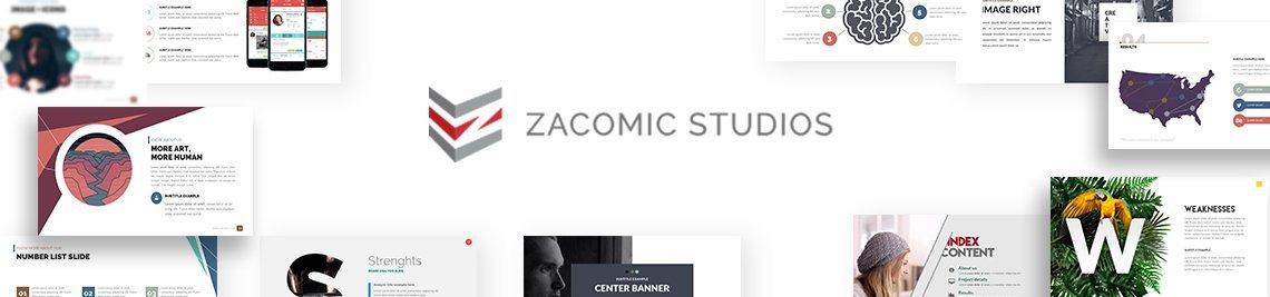 Zacomic Studios Profile Banner