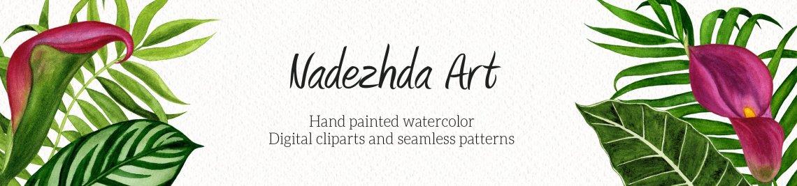 Nadezhda Art Profile Banner