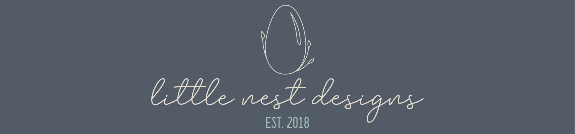 Little Nest Designs Profile Banner