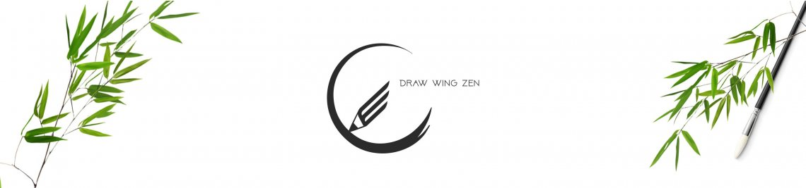 Draw Wing Zen Profile Banner
