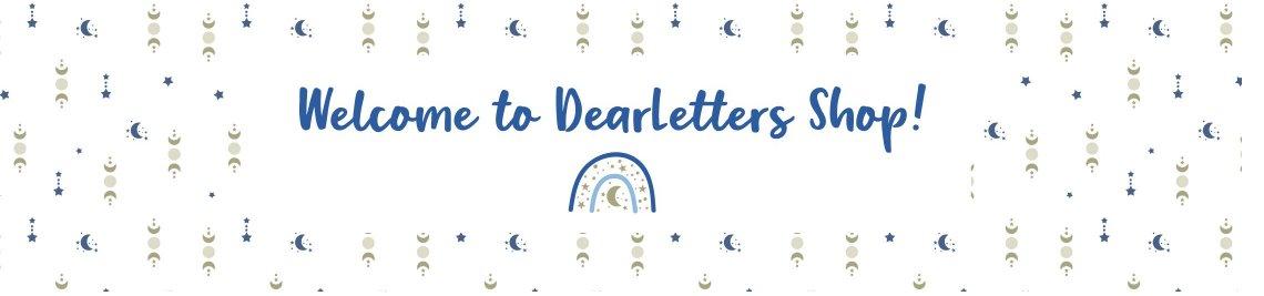 Dear Letters Profile Banner