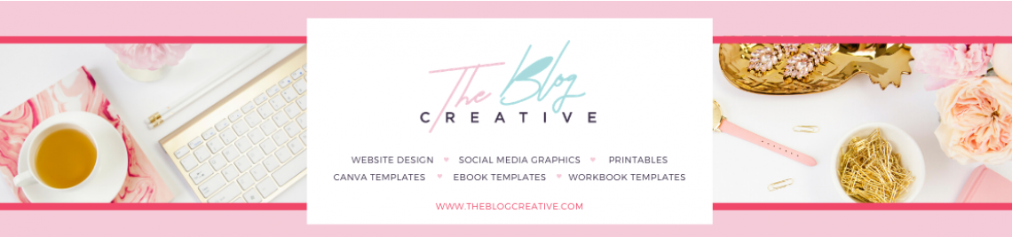 The Blog Creative Profile Banner
