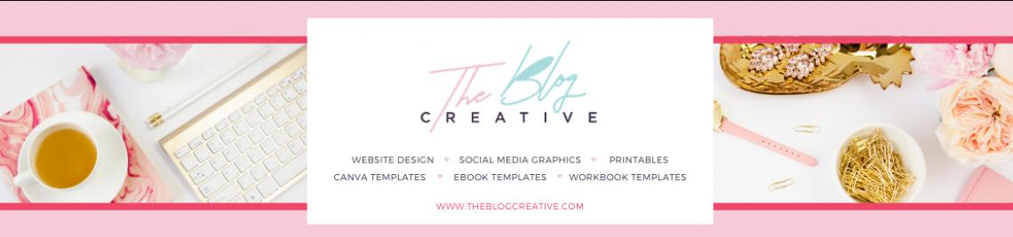The Blog Creative Profile Banner