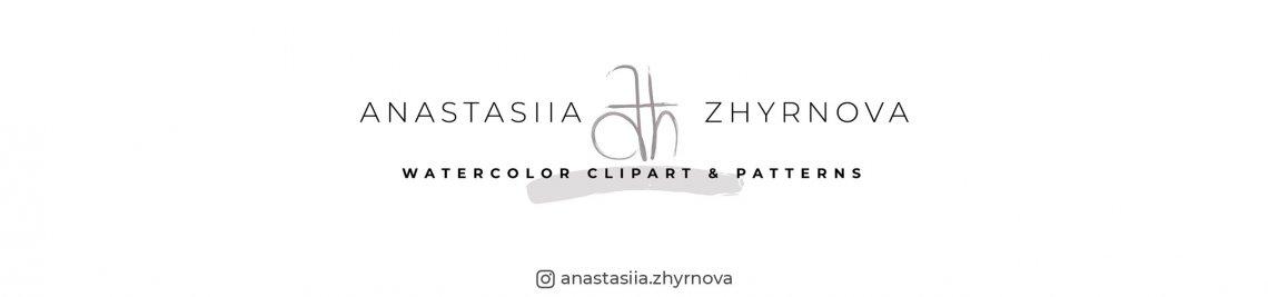 Anastasiia Zhyrnova Profile Banner