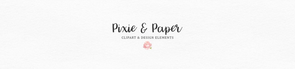 Pixie & Paper Profile Banner